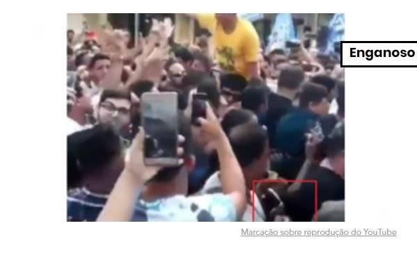 bolsonaro - comprova - vídeo falso