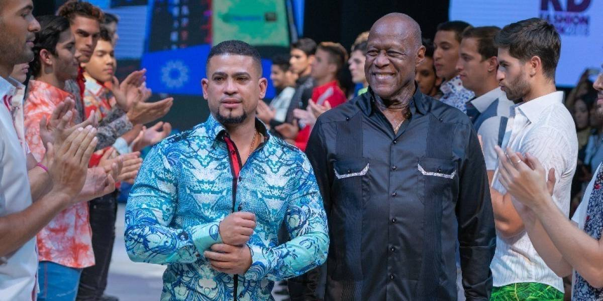 Noel Newman presentó colección 'Times Square' a favor de la Liga Dominicana Contra El Cáncer