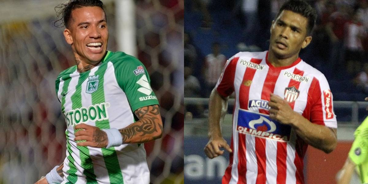 Nacional y Junior encienden los flashes en la Copa Águila