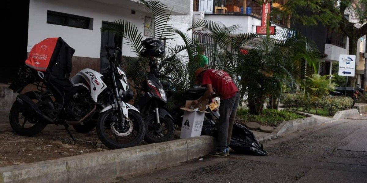 Las malas prácticas en Provenza atraen a los habitantes de calle