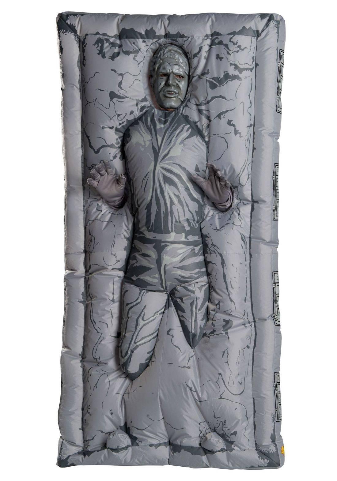 El disfraz de Han Solo en carbonita es todo lo que necesitas para este Halloween
