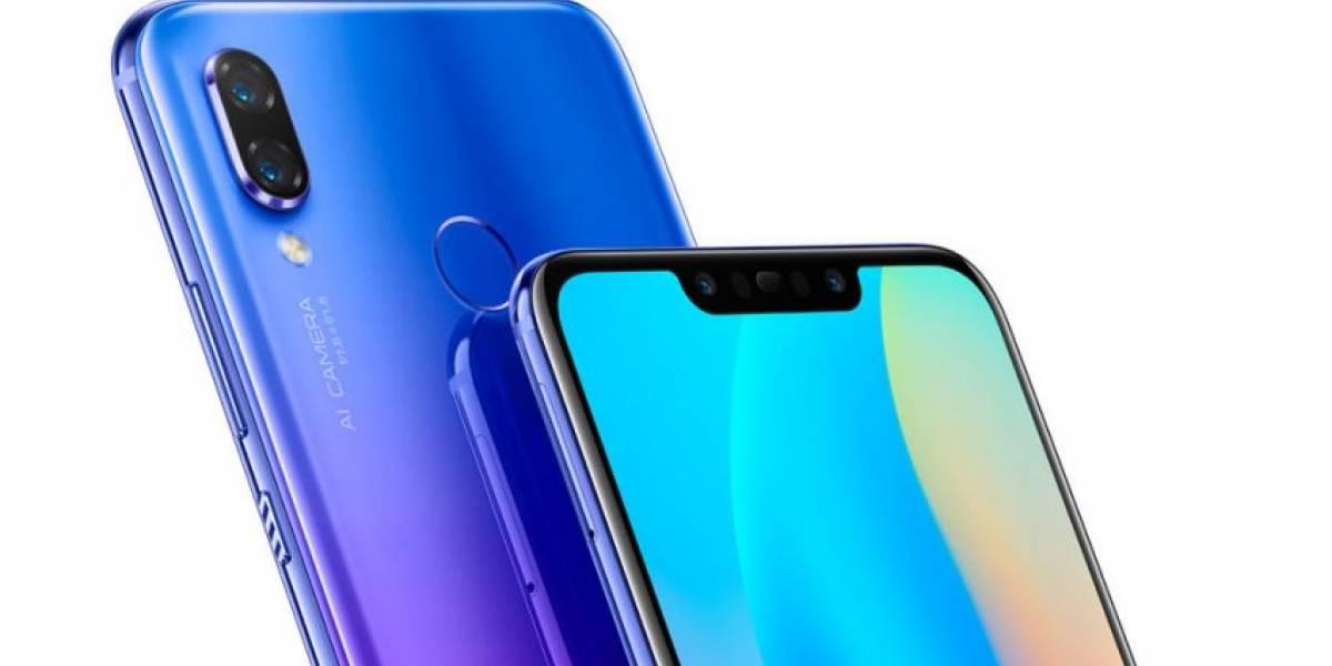 Huawei Nova 3 está por llegar a México y ya tenemos algunos detalles