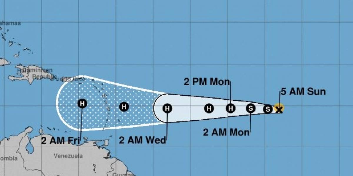 Ideam recomienda estar atentos con 'Isaac' este viernes y sábado en la Costa Caribe
