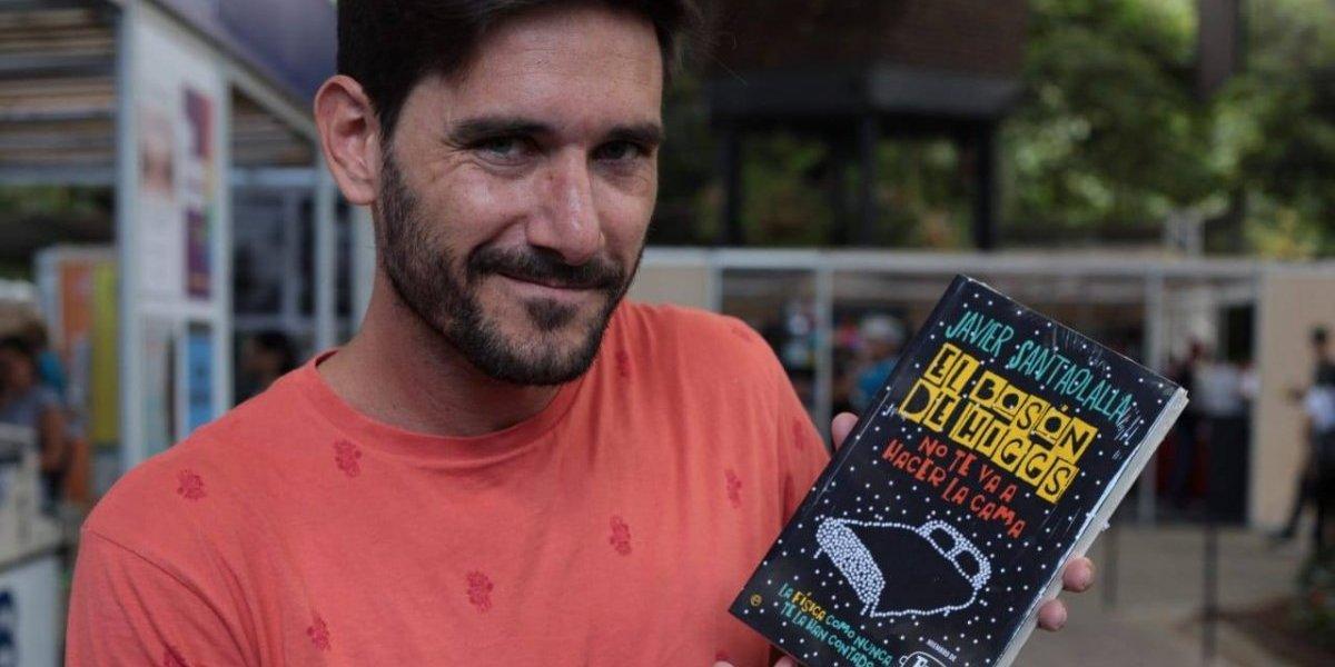 """""""Me parece triste es que haya alguien con potencial para ser científico y no lo sea"""": Javier Santaolalla"""
