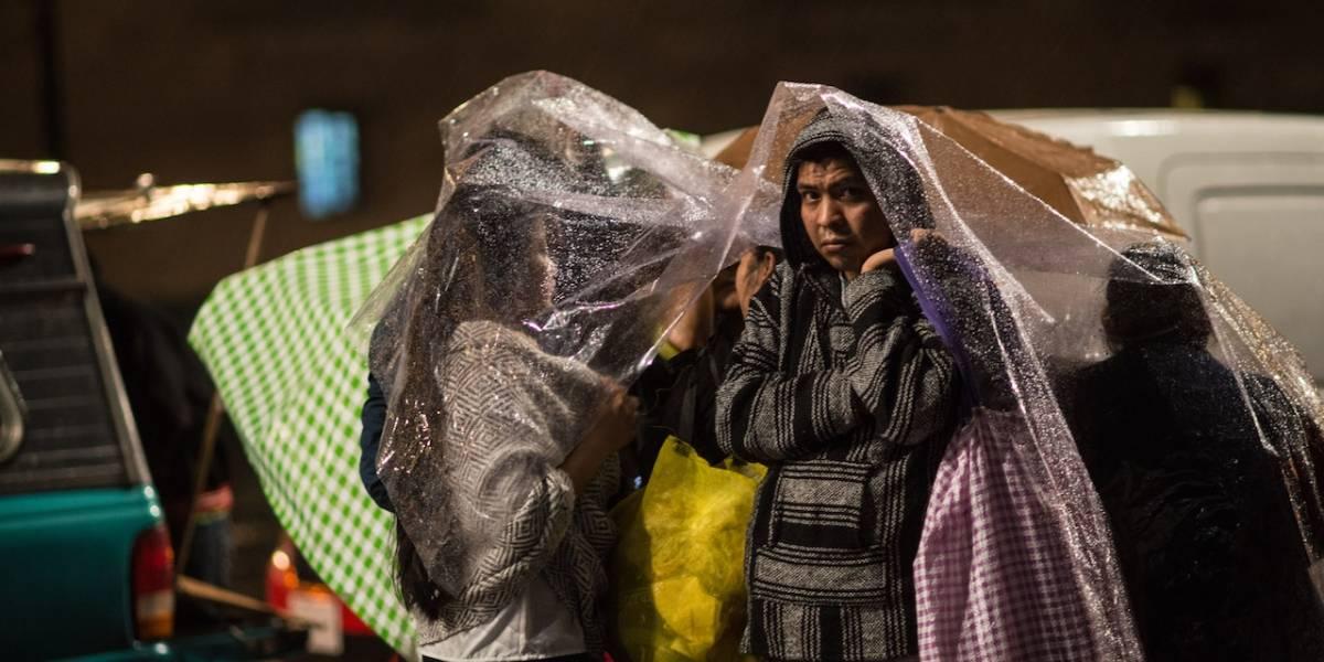 Pronostican lluvias para este domingo en la CDMX