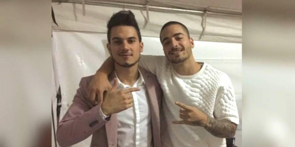 Pipe Bueno desmiente relación con Maluma