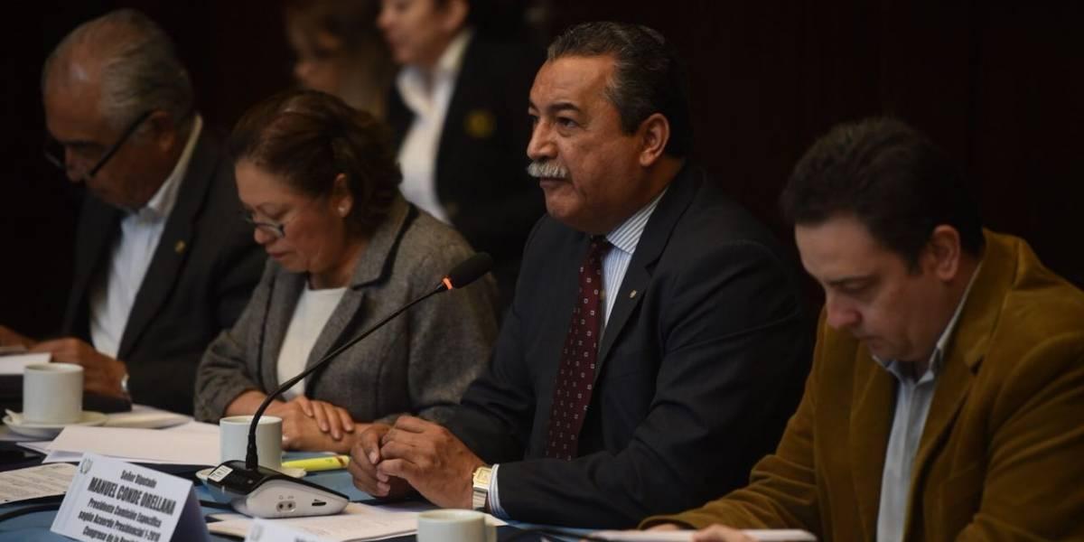 Expectativa por reformas sobre antejuicio y aceptación de cargos