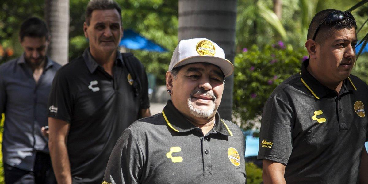 Esto costarán los boletos para ver a los Dorados de Diego Armando Maradona