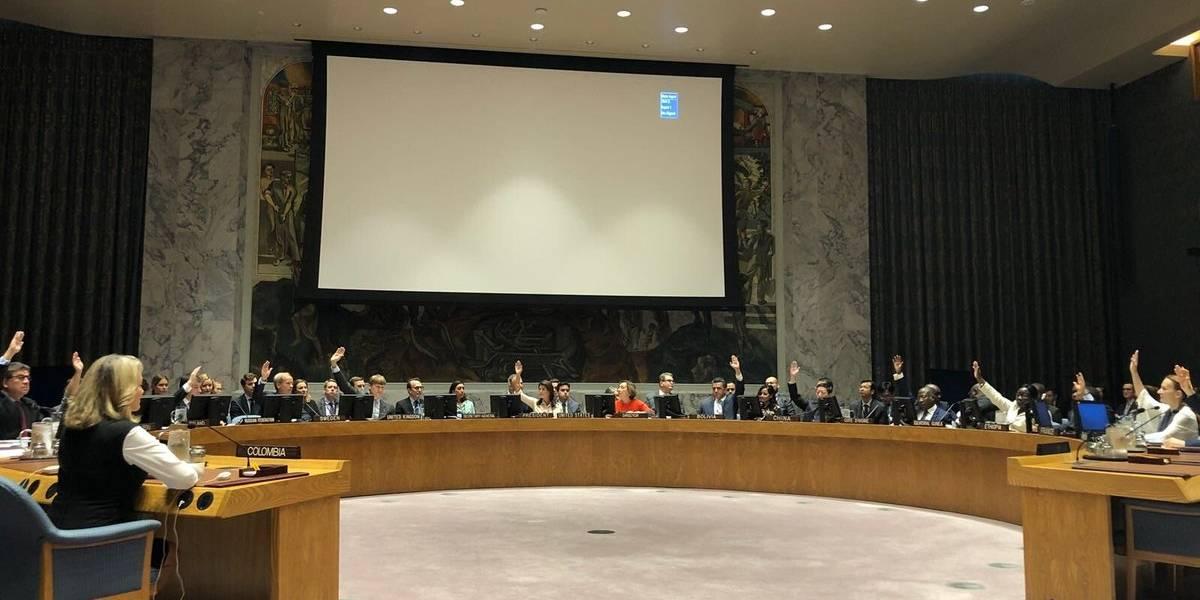 Naciones Unidas prorroga por un año su misión de verificación en Colombia