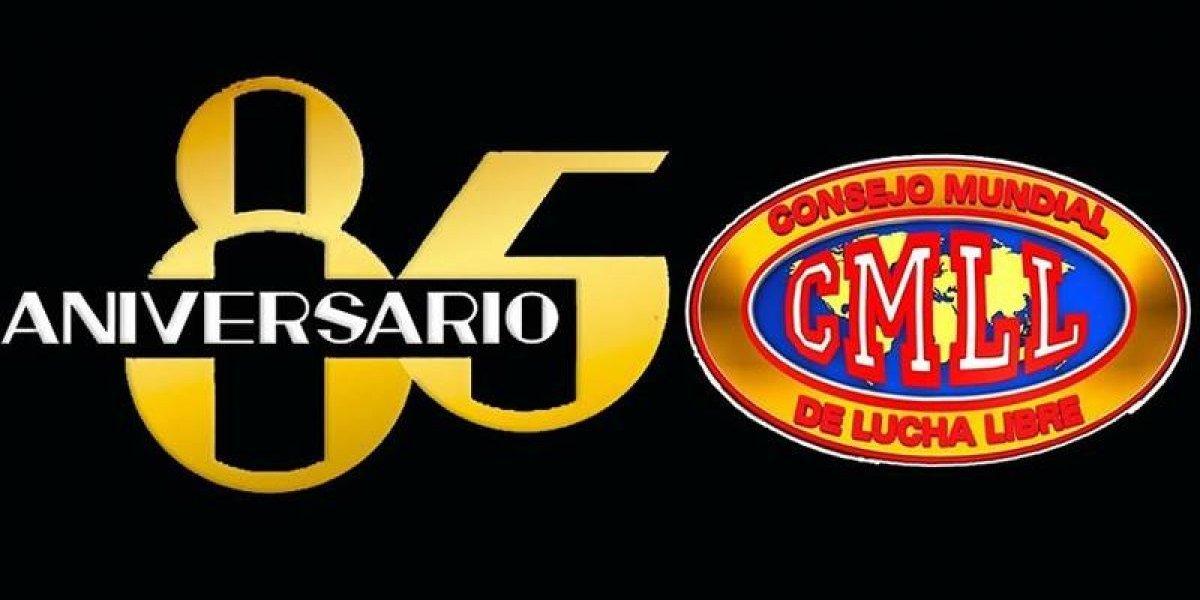 Aniversario 85 del CMLL ¿Dónde y a qué hora verlo?