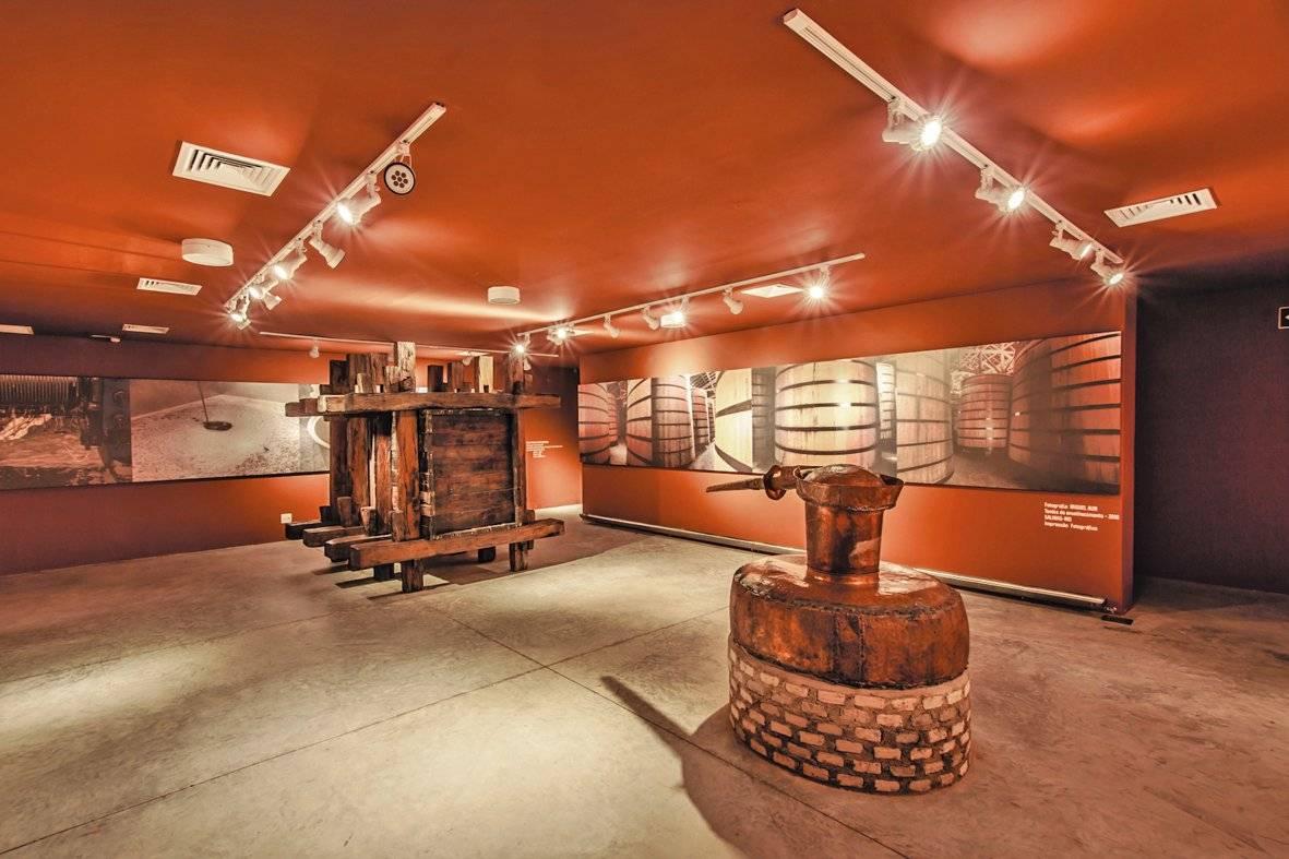 Museu da Cachaça Salinas Minas Gerais