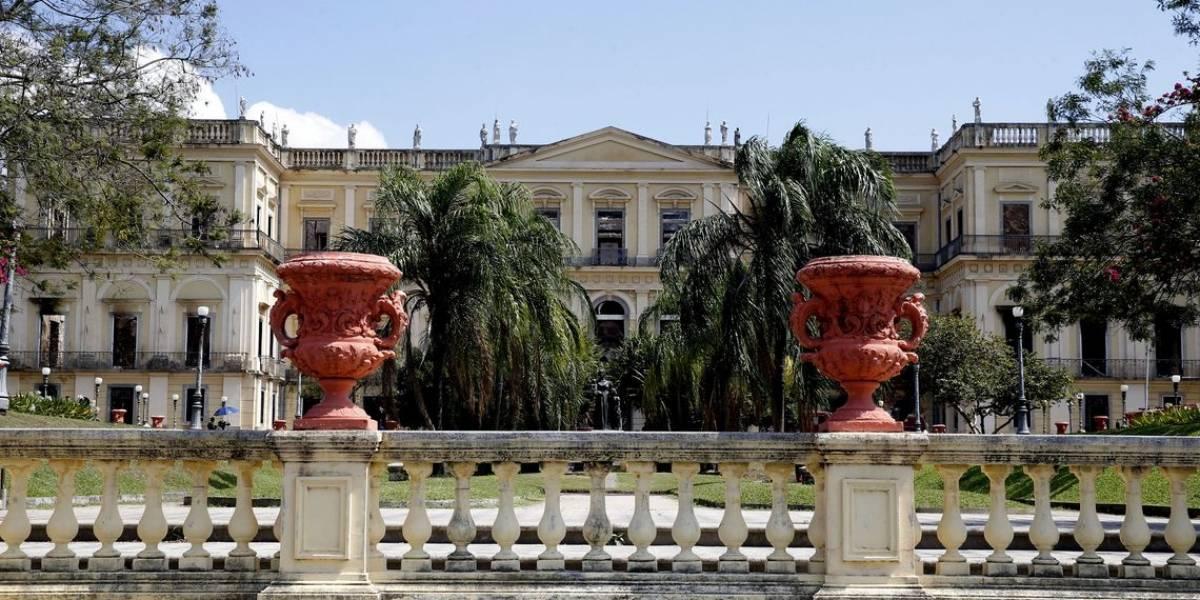 Itália anuncia ajuda para tirar obras dos escombros do Museu Nacional