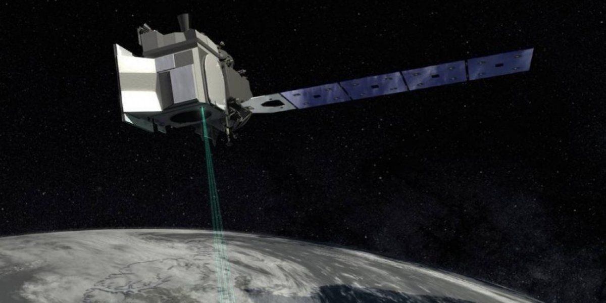 NASA medirá el hielo en la Tierra con láser espacial