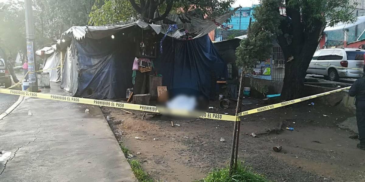 """""""Justiciero"""" abate a 2 presuntos delincuentes en Naucalpan"""
