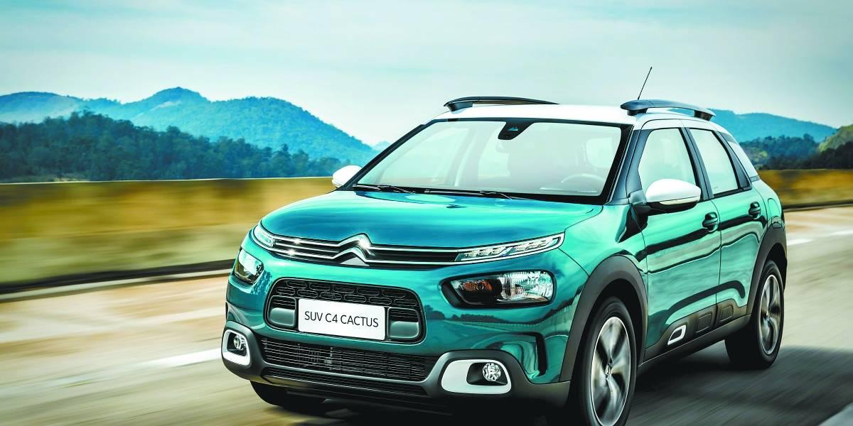 Novo Citroën C4 Cactus tem qualidade, mas também alguns deslizes