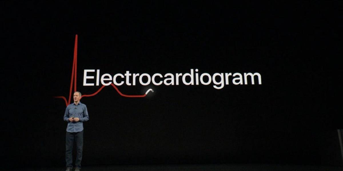 No habrá electrocardiograma en el Apple Watch Series 4 fuera de Estados Unidos