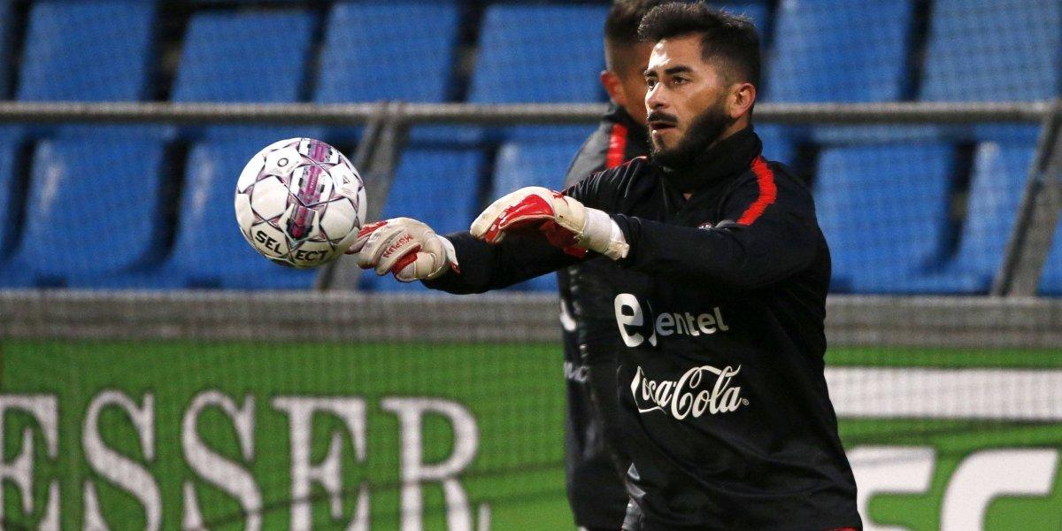 """Johnny Herrera le da su bendición a Gabriel Arias pero avisa: """"Estaré peleando siempre para jugar en la Roja"""""""