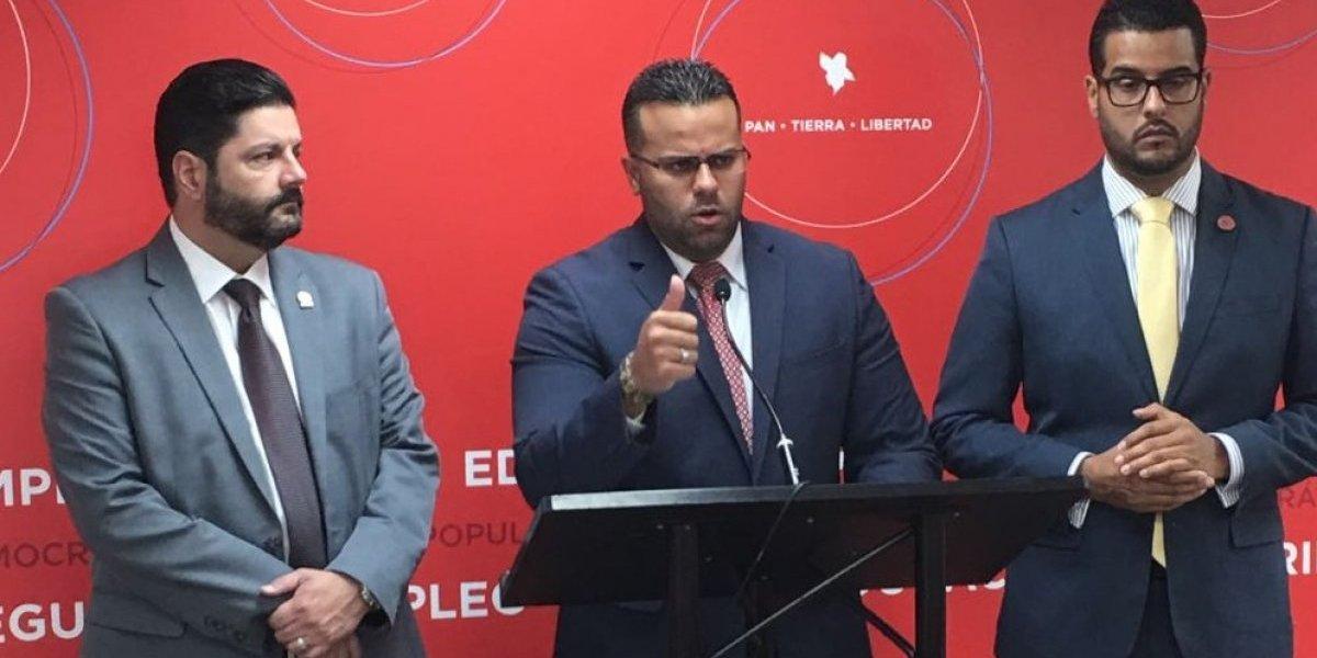 Populares solicitan la salida de Carlos Contreras del DTOP