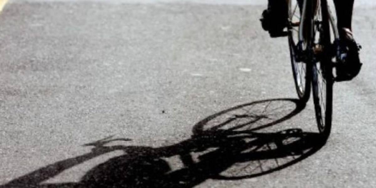 Atropellan ciclista en la avenida Piñeiro