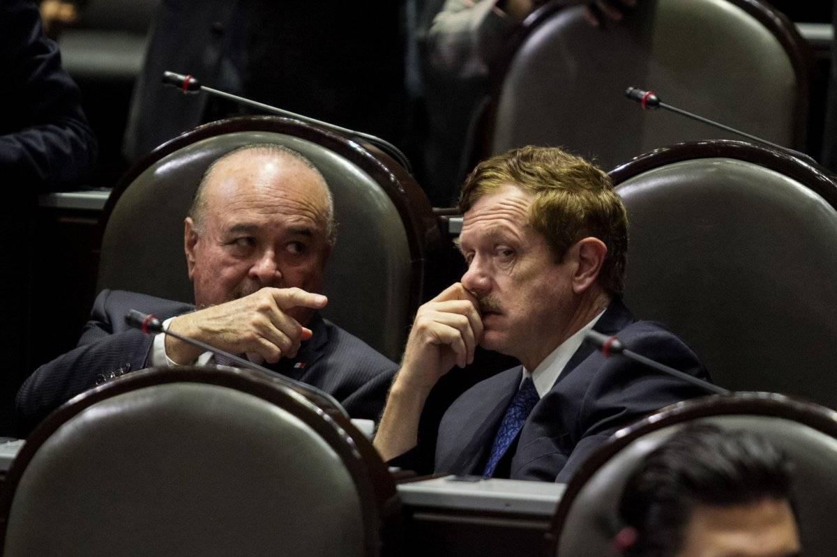 La mayoría de los diputados apoyaron la minuta. Foto: Cuartoscuro.