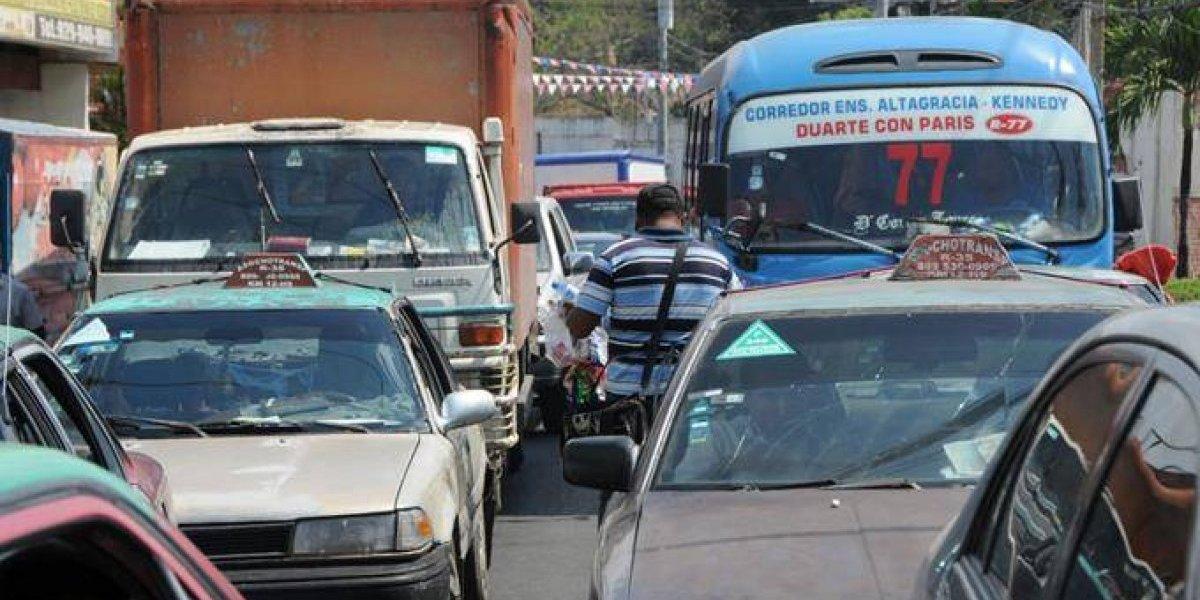 Conatra anuncia aumento de pasaje de transporte público por alza combustibles