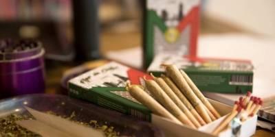 Productos con mariguana.