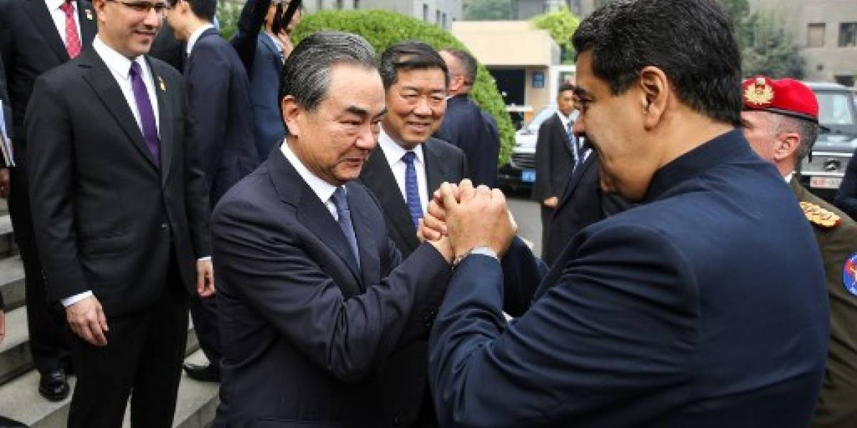 Nicolás Maduro logra acuerdos comerciales con China