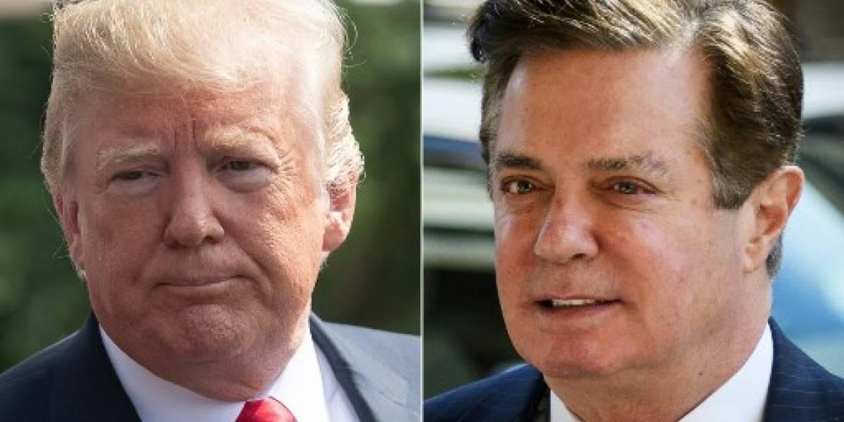 Exjefe de campaña de Trump se declara culpable y cooperará en investigar trama rusa