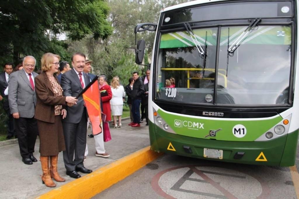 """El 17 de septiembre dará inicio un plan piloto de viaje exprés de la estación del Metro """"La Raza"""" hacia el Casco de Santo Tomás, mediante el Sistema M1. Foto: IPN"""