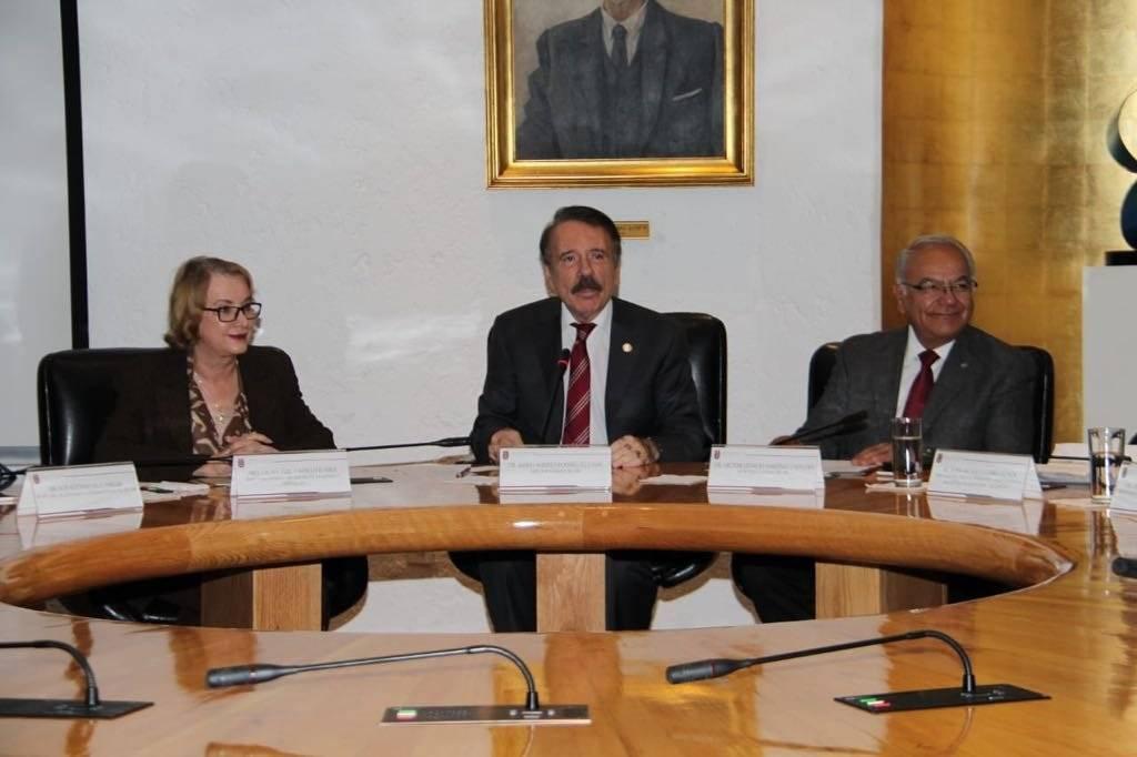 El Director General del IPN invitó a la comunidad politécnica a denunciar cualquier acto de vandalismo o provocación. Foto: IPN
