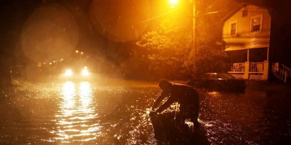 Florence avanza sobre Carolina del Sur causando inundaciones catastróficas y mortales