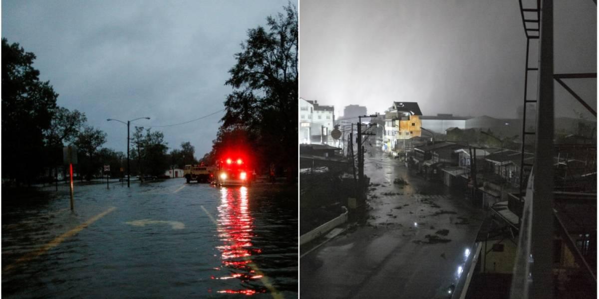 Maior tufão do ano atinge Filipinas enquanto Florence mata e destrói nos EUA