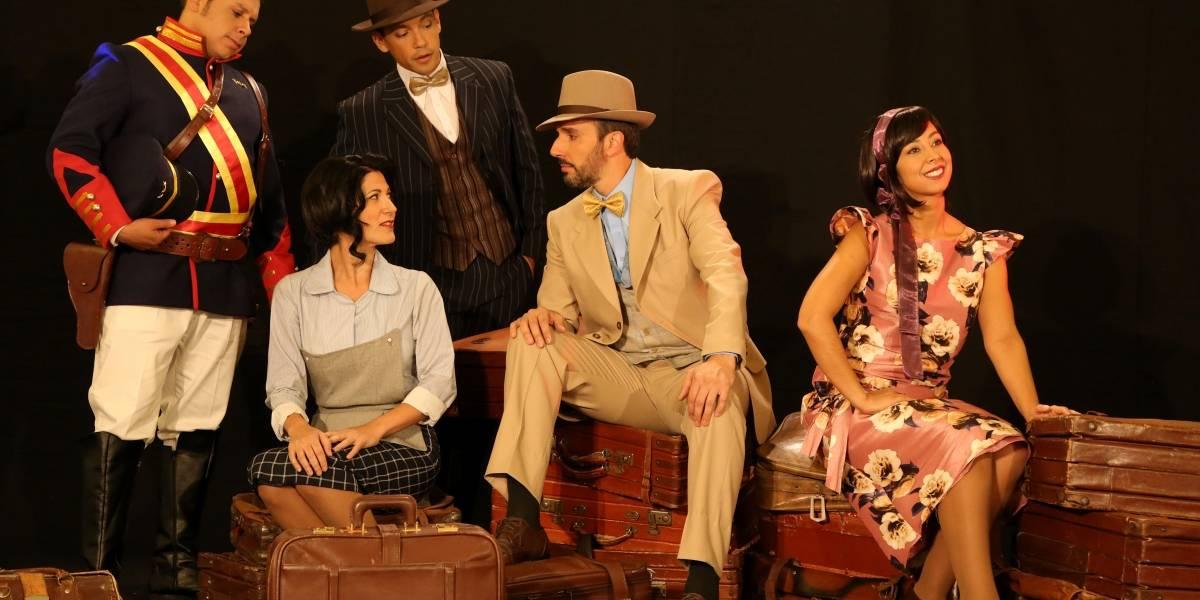 Vuelve la zarzuela al Teatro Colón con 'Los gavilanes'