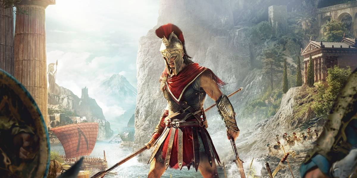 Ubisoft completa el desarrollo de Assassin's Creed Odyssey