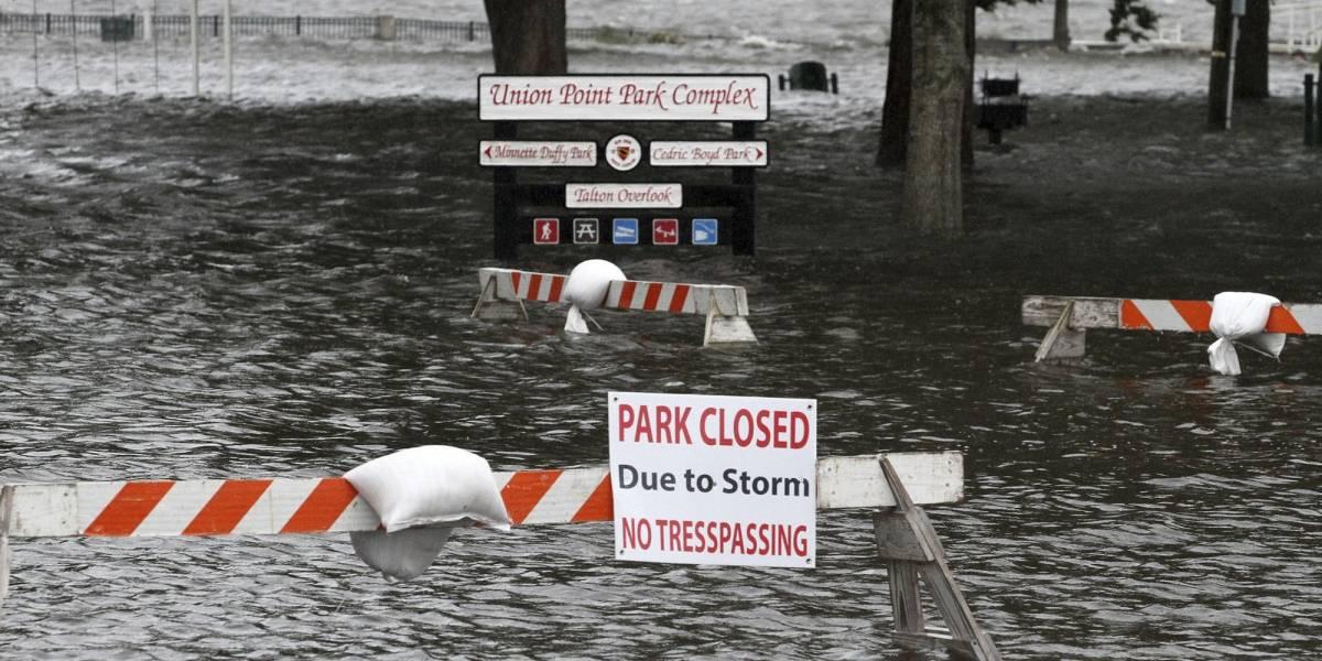 Ya no es huracán pero continúa siendo letal: al menos cinco víctimas fatales deja Florence