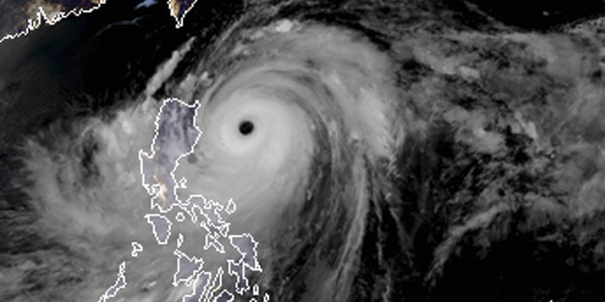 El supertifón Mangkhut golpea China tras pasar por Filipinas — Clima