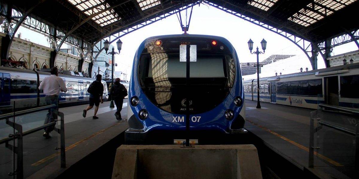 A todo vapor: Ingresos de EFE por transporte de pasajeros aumentaron un 48% en el primer semestre