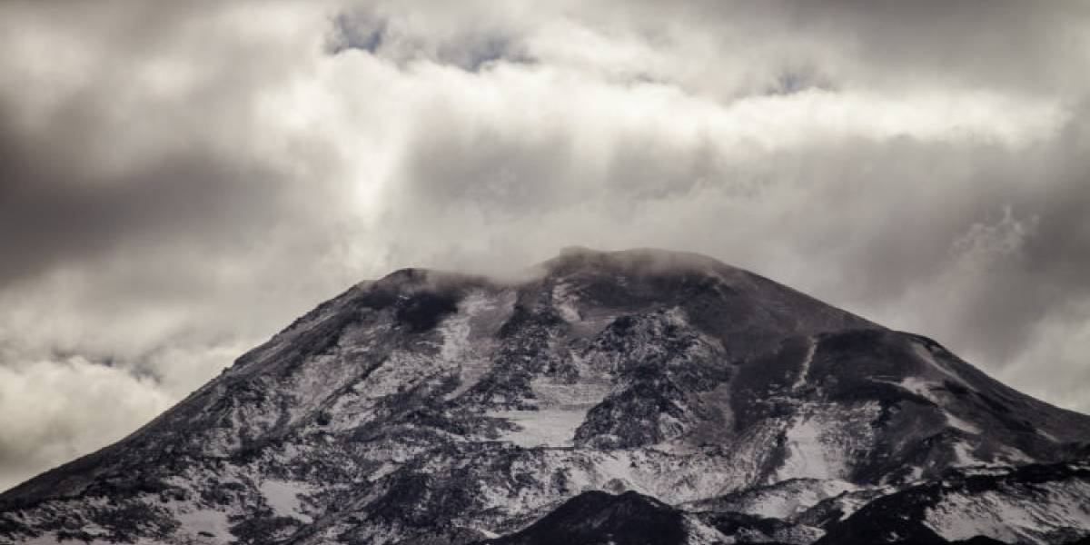 Reportan nueva explosión en Nevados de Chillán: la mayor de los últimos días