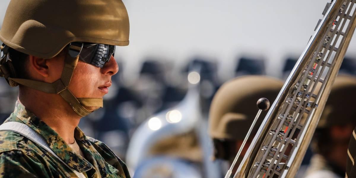 Parada Militar sería transmitida por menos canales de TV abierta este año