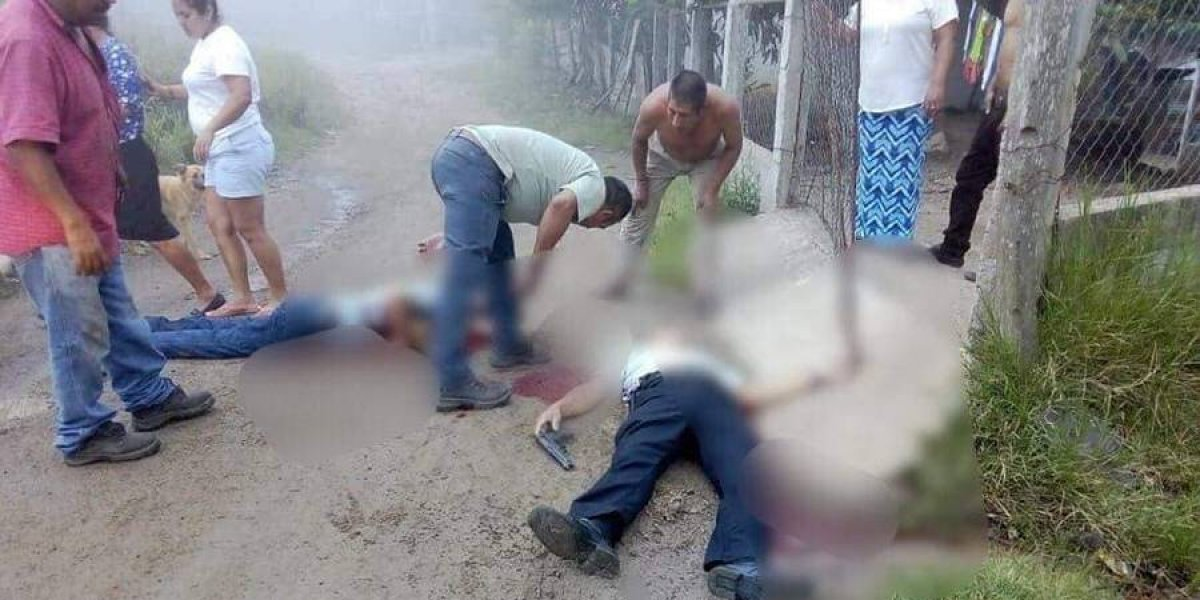 Agentes le marcan alto, motorista abre fuego y mata a PNC
