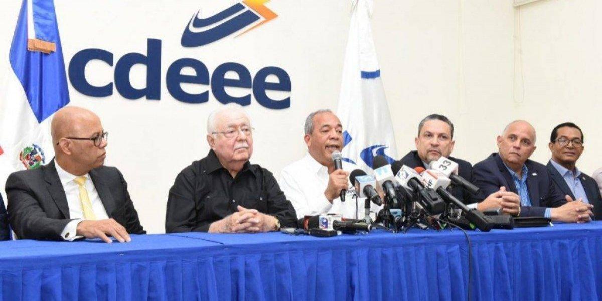 Bichara anuncia entrada de generadoras eléctricas para disminuir apagones