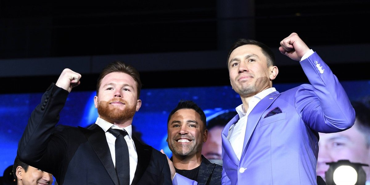 Esto cobrarán 'Canelo' y Golovkin por su pelea en Las Vegas
