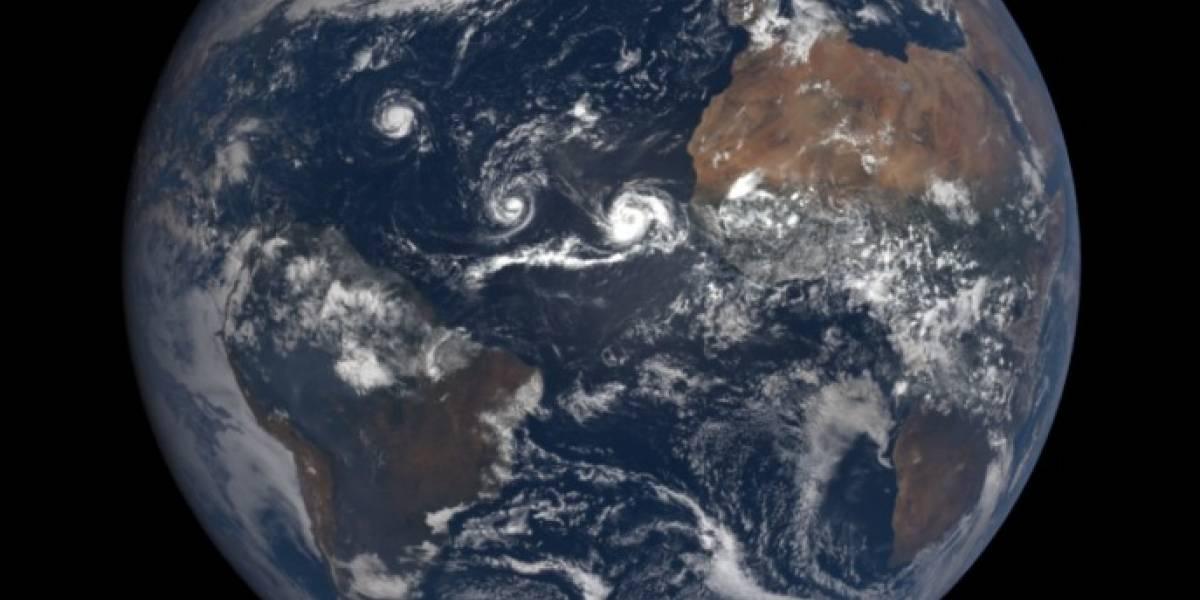 Mientras el huracán Florence y el tifón Mangkhut atacan: científico chileno propone método para predecir poder de las tormentas