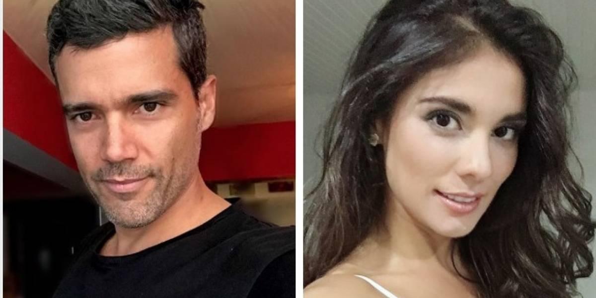 Ella sería la nueva novia de Alejandro García