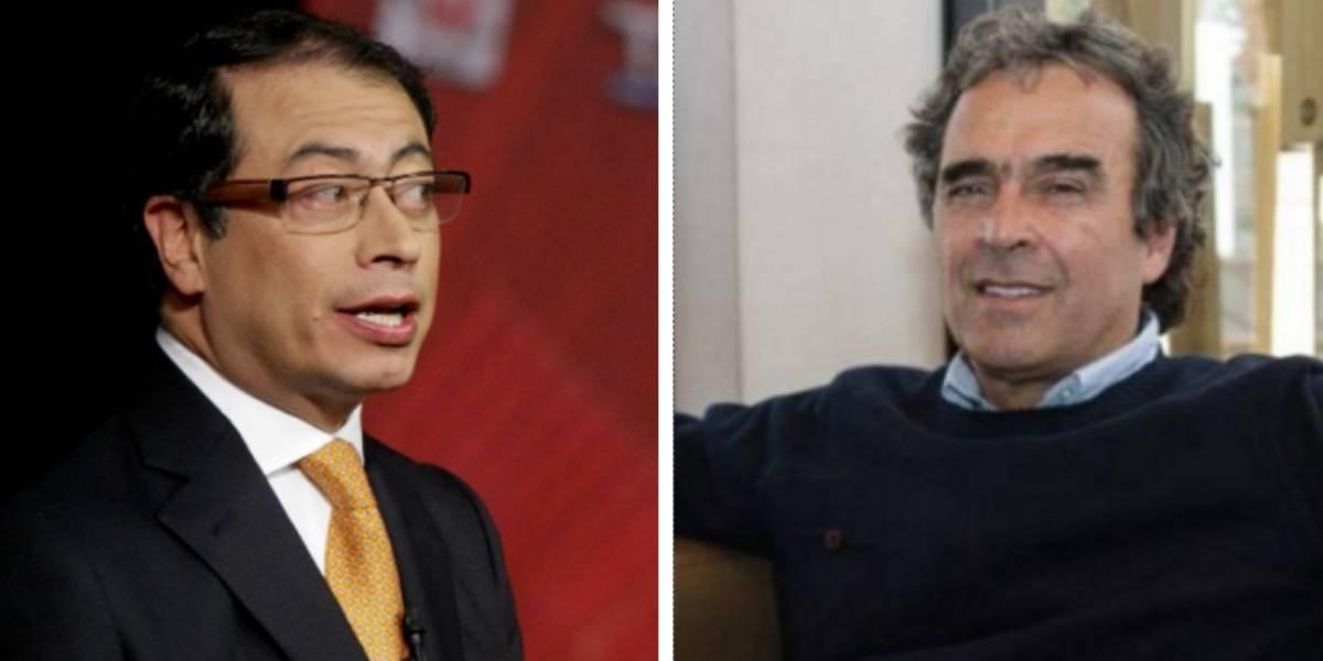 Sergio Fajardo sobrepasa a Gustavo Petro en intención de voto, según encuesta
