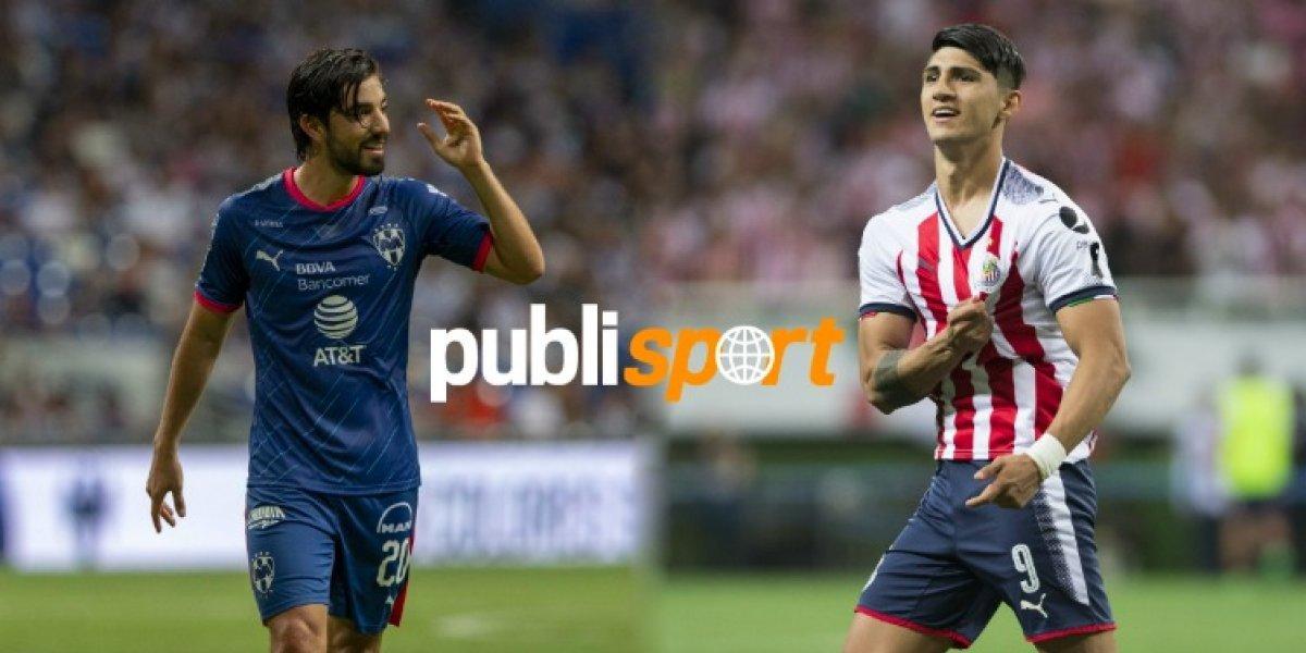 Monterrey vs Chivas ¿Dónde y a qué hora ver el partido?