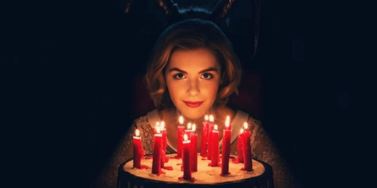 "VIDEO. Netflix revela espeluznante tráiler de ""Sabrina, la bruja adolescente"""