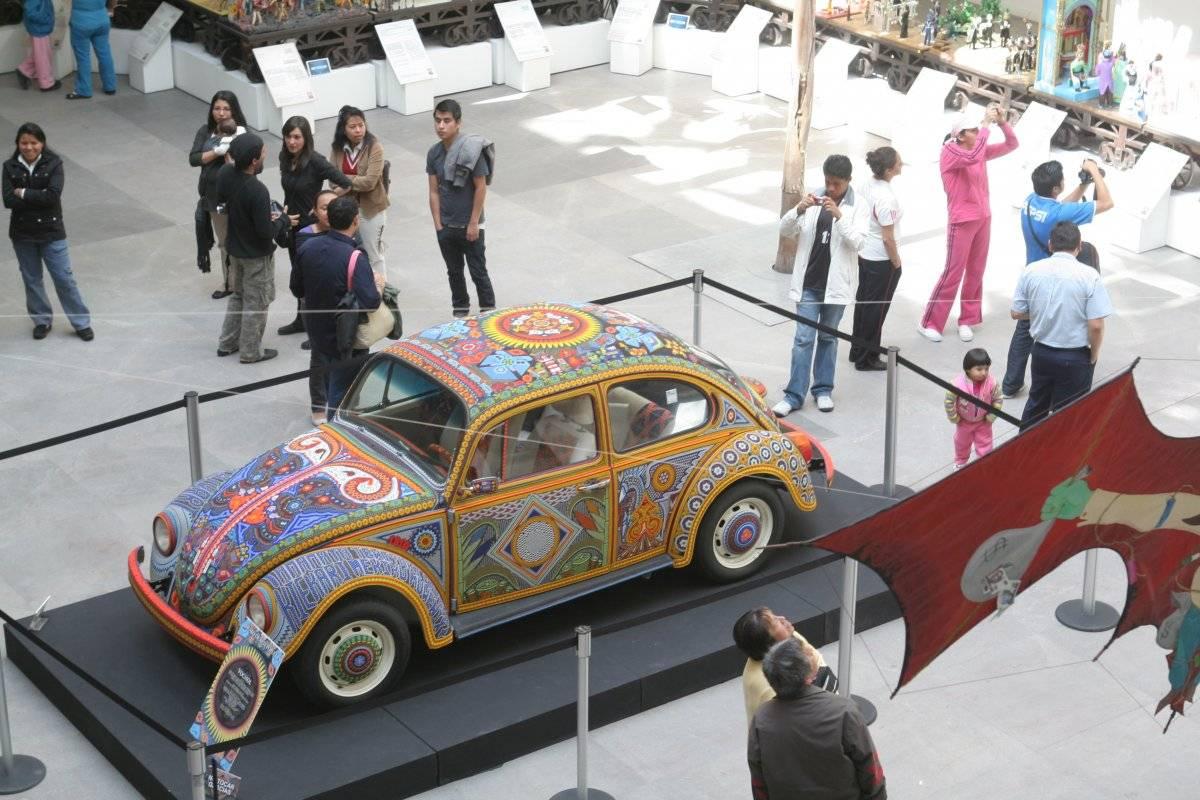 En octubre de 1967 se produce el primer Volkswagen Sedan en la Planta de Puebla. Foto: Cuartoscuro