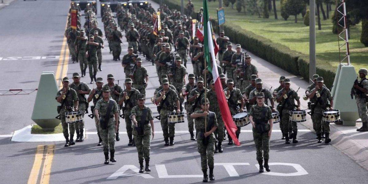 Estos son los cortes viales que habrá por el desfile militar