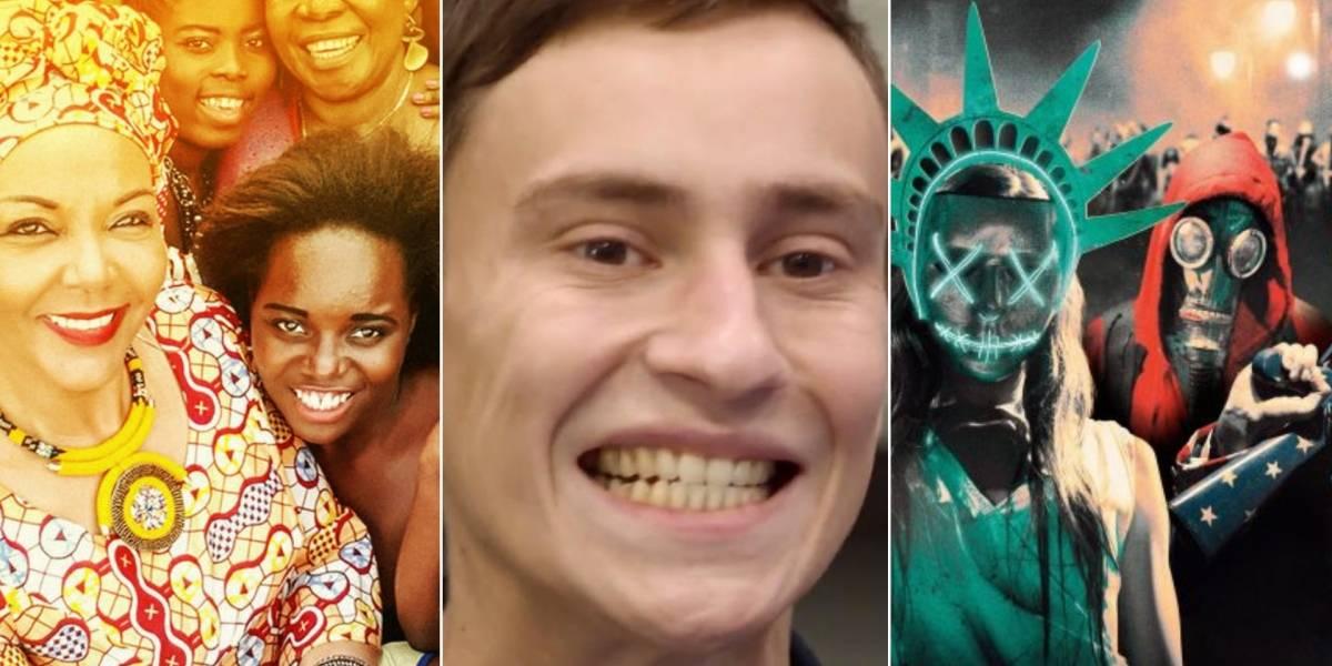 Lançamentos da Netflix: Filmes e séries que estrearam esta semana